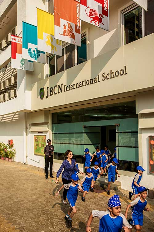 About JBCN International School
